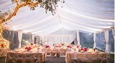 outdoor winter wedding winter tent allan house