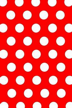 Polka Dot Wallpaper For Iphone by White Polka Dot Wallpaper Wallpapers For My