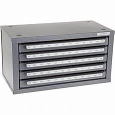 huot five drawer 1 2 reduced shank drill bit dispenser