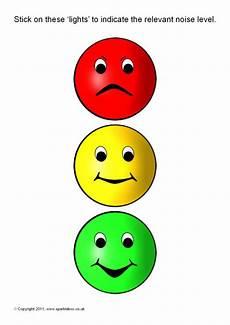 School Traffic Light Behaviour System Related Items