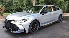 2020 toyota avalon the new 2020 toyota avalon trd now at dealerships and it