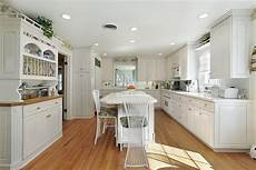 White Kitchen Cabinets Light Floor 53 Charming Kitchens With Light Wood Floors Page 2 Of 11
