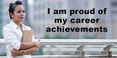Career Achievements Affirmations For Business Success