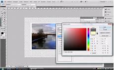 creare cornice photoshop tutorial phosotoshop creare una cornice
