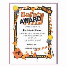Safety Award Certificate Template Free Printable Award Certificates 10 Great Options For A
