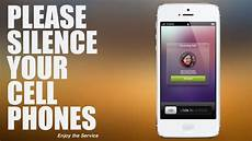 Silence Your Cell Phone Please Silence Your Cell Phones Stills Pinterest