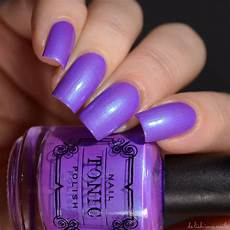 Tonic Polish Light Of Lyra Tonic Nail Polish Light Of Lyra Nails Toe Nail