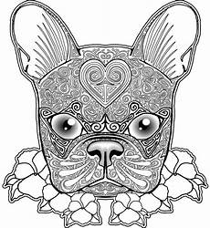 pug coloring pages coloring home