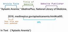 Website Article Citation Mla 8th Edition Eng101 102 First Year Composition