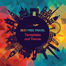 Free Travel Samples 15 Best Free Travel Templates And Themes