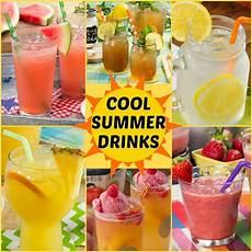 cool summer drink recipes mrfood com