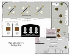 Salon Layouts Hair Salon Concept Autograph Interior Design
