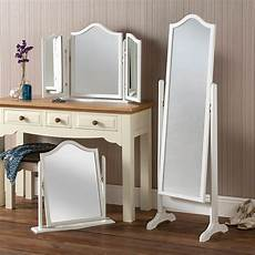 white dressing table mirror vanity mirror