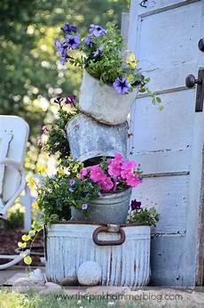 20 vintage garden decor ideas to give your outdoor space a