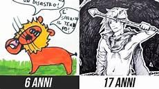 i miei disegni di i miei disegni dai 6 ai 17 anni sciallo fraffrog