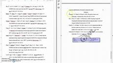 A Apa Formatting An Apa 6th Edition References Page Current For