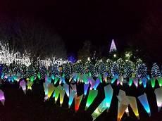 Winter Lights Arboretum Nc Enjoying The Winter Lights At Nc Arboretum Asheville