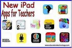 a up of 12 new educational apps for teachers
