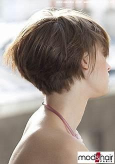 kurzhaarfrisuren frauen nacken angestufter nacken f 252 r viel volumen bob frisuren bilder