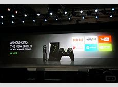 NVIDIA Announces New SHIELD Android TV Console, Starts at $199