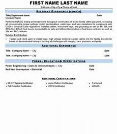 Resume The Process Sample Resume Superintendent