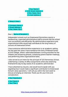 Application Letter Vs Cover Letter Proper Cover Letter Samples For Job Applications