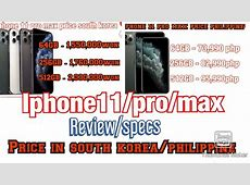 iPhone 11, iPhone 11 Pro, iPhone 11 Pro Max review, specs