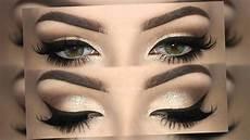 makeup de ojos ahumados smokey