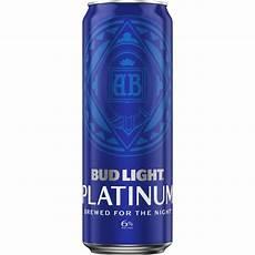 Bud Light Platinum Vs Michelob Ultra Bud Light Platinum 12oz 18pk Cans Wines Amp More Walpole