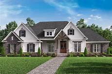 Home Layout Design Open Concept 4 Bed Craftsman Home Plan With Bonus