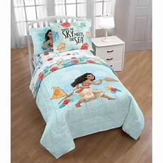 moana blue tropical bed in a bag bedding set w