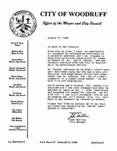 Letter Of Recommendation For Police Officer Writing A Letter Of Recommendation Police Officer Openings