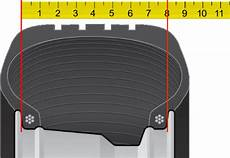 Tire Tread Width Chart Tire Dimensions And Measurements Discount Tire Direct