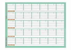 Weekly Monthly Planner Template Monthly And Weekly Planner Template For Small Business