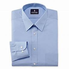 Jcpenney Stafford Shirt Size Chart Stafford Performance Wrinkle Free Broadcloth Dress Shirt