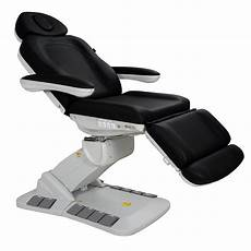 silver spa luxury motorized chair bed