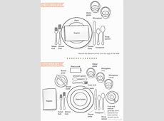 informal place setting   a Goode Touch design blog
