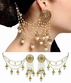 Earrings Design Images Aadita Bahubali Design Artificial Antique Heavy Jewellery