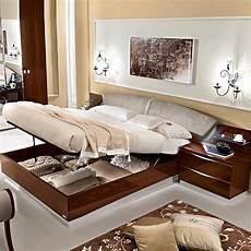 caligula led onda white 6ft king storage bed