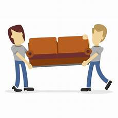 Fast Sofa Png Image by Delivery Carrying Sofa Transparent Png Svg Vector File