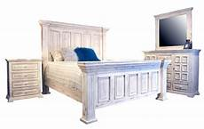 4145 4 chalet white panel bedroom split nickel free