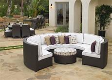 Circular Patio Sofa 3d Image by 25 Best Ideas Of Modern Curved Outdoor Sofa