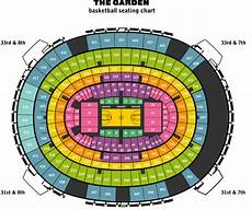 Square Garden Basketball Seating Chart 3d Tickets