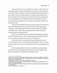 Chicago Essay Example Chicago Style Research Paper Writing Help Apa Research