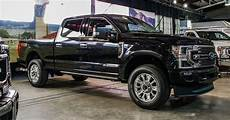 ford platinum 2020 2020 ford f series duty receives new engines more