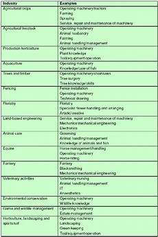 List Of Technical Skills Examples Examples Of Technical Skills Required In The Environmental