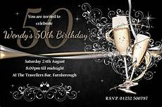 50th Birthday Party Invitation Template 45 50th Birthday Invitation Templates Free Sample