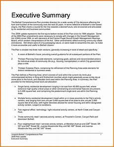 Sample Executive Summary Template Free Professional Executive Summary Templates Amp Samples