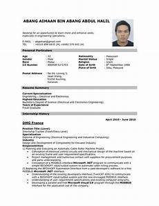 resume format for job interview free download format of resume for job application to download data