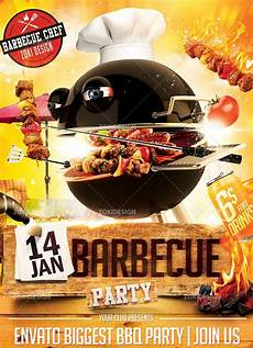 Chicken Bbq Flyer Template 20 Bbq Flyer Templates Free Word Pdf Psd Eps